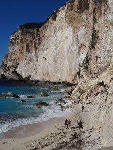 Erimitis beach in October